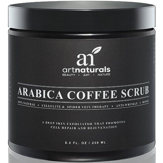 Art Naturals Organic Arabica Coffee Scrub