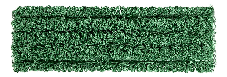 TTS Cleaning 0/vv00745mv Microriccio Repuesto microfibra verde hilo continuo 40/cm con sistema Velcro Verde