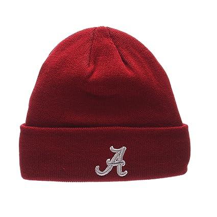 ac00a845b7c ZHATS Alabama Crimson Tide Cardinal POP Cuff Beanie Hat - NCAA Cuffed Winter  Knit Toque Cap