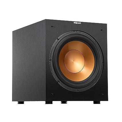 Amazon.com  Klipsch R-12SW Subwoofer  Home Audio   Theater ffd93c0a8c71d