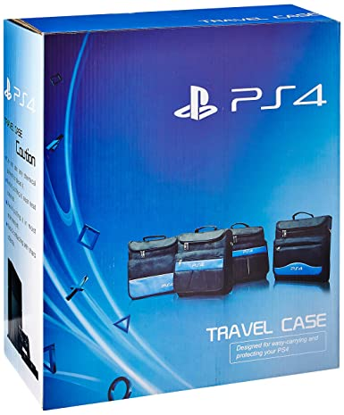d973370d422b SAMEO  Travel bag for Playstation 4 (Black)  Amazon.in  Video Games