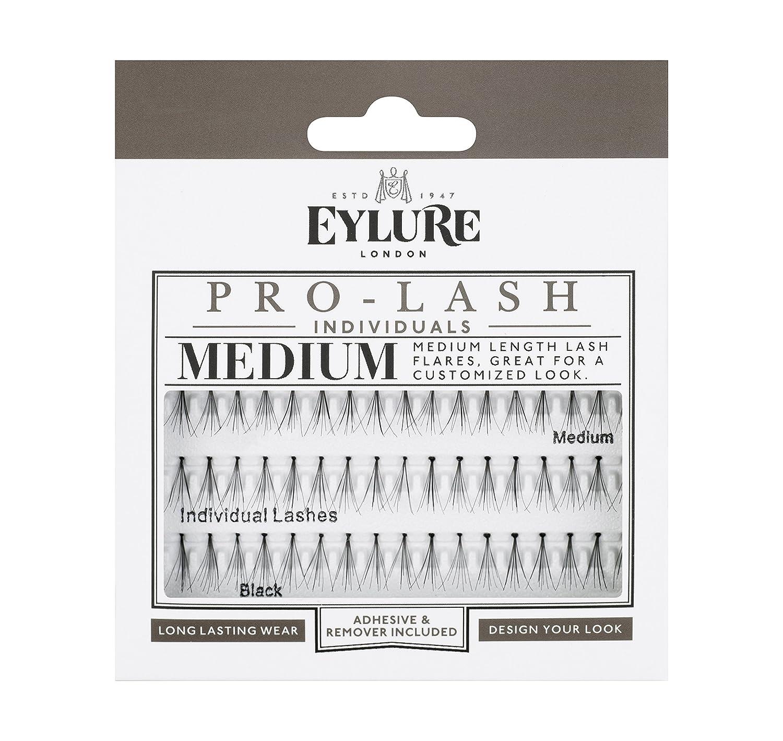 99641eeb11a Eylure Pro Lash Individual Lashes, Medium: Amazon.co.uk: Beauty