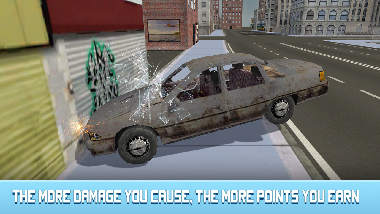 Amazon.com: Car Crash Test Simulator – 2: Appstore for Android