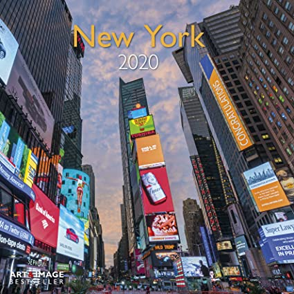 Calendario 2020 New York - Empire Statement Building - 30 x ...