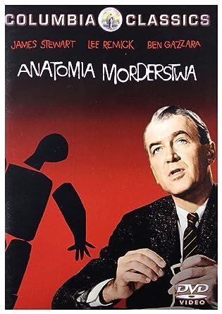Anatomie eines Mordes DVD Deutsche Sprache. Deutsche Untertitel ...