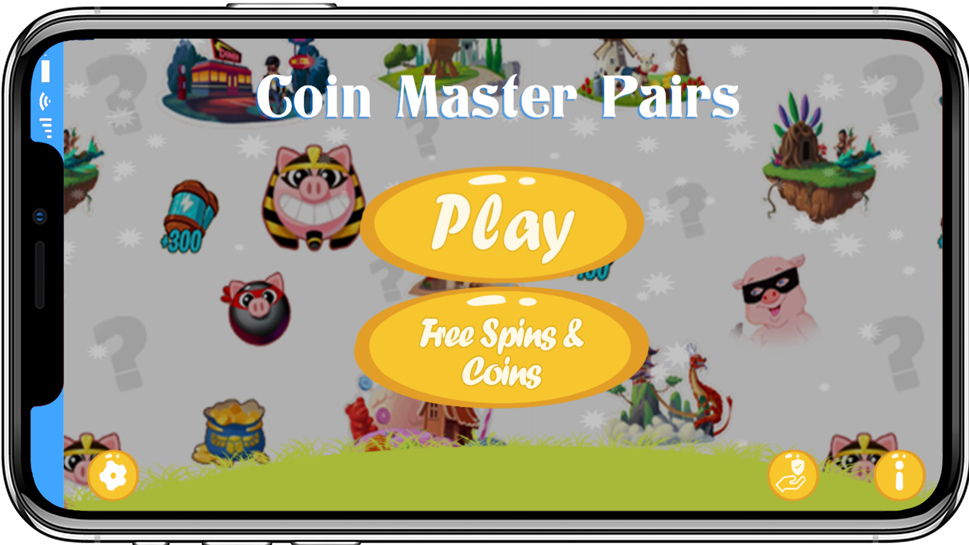 Amazon com: Find The Pairs: Coin Master Link: Appstore for