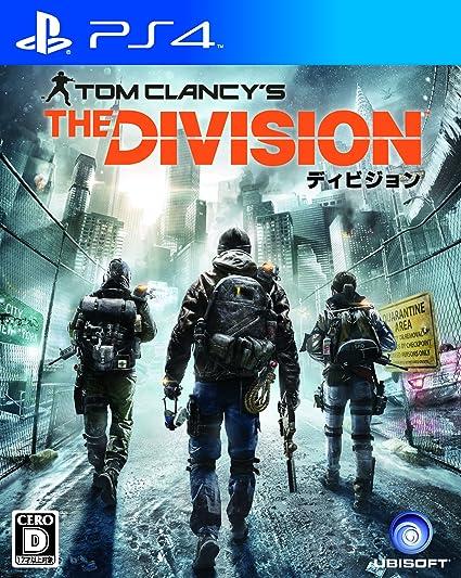 Amazon | ディビジョン - PS4 | ゲームソフト