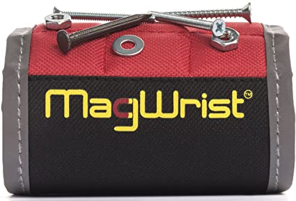 magwrist handyman tools magnetic wristband for screws and nails bolts drill bits nuts