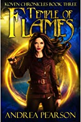 Temple of Flames (Koven Chronicles Book 3) Kindle Edition