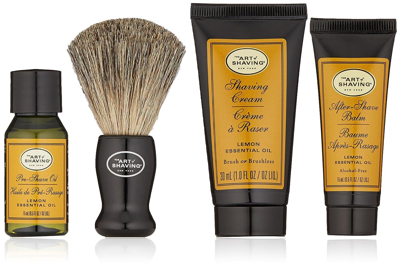 The Art Of Shaving Starter Kit Lemon 81345372