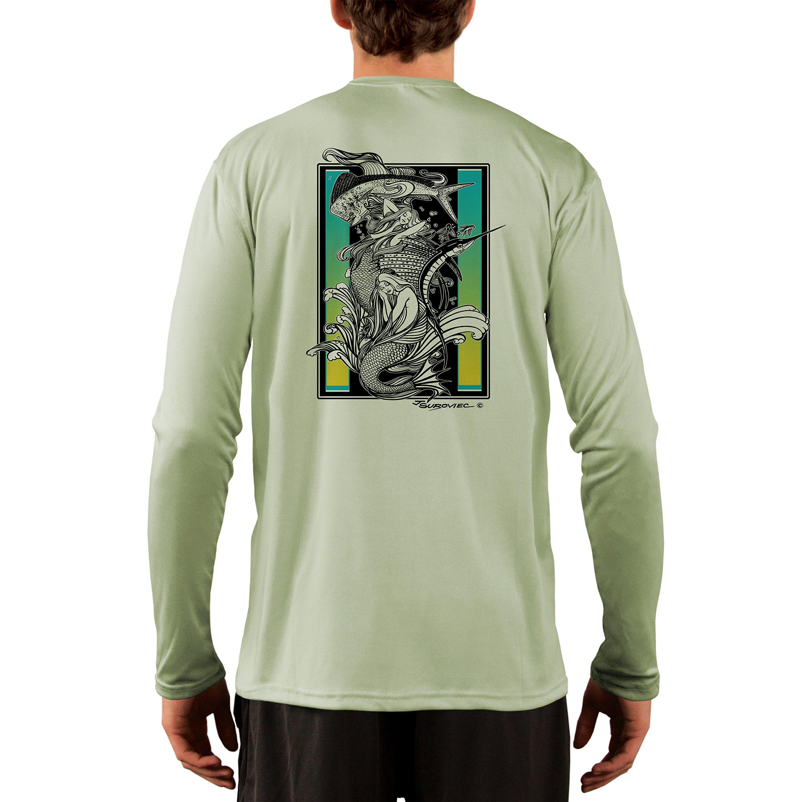 Amazon com: JSuroviec American Angler Men's Mermaid Offshore