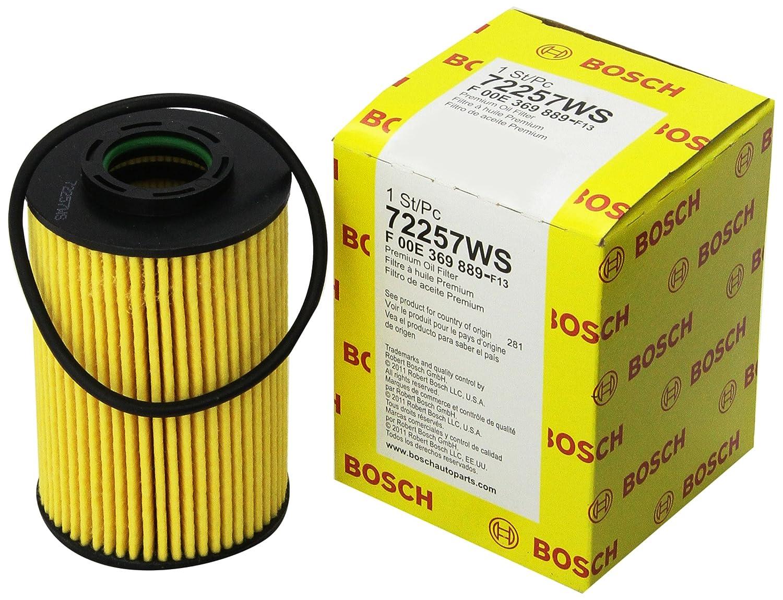Bosch 72257 WS taller motor filtro de aceite: Amazon.es ...