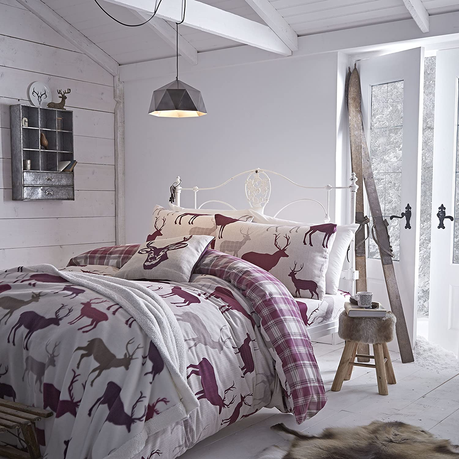 stag bedding