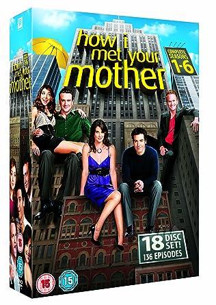 how i met your mother staffel 1-6