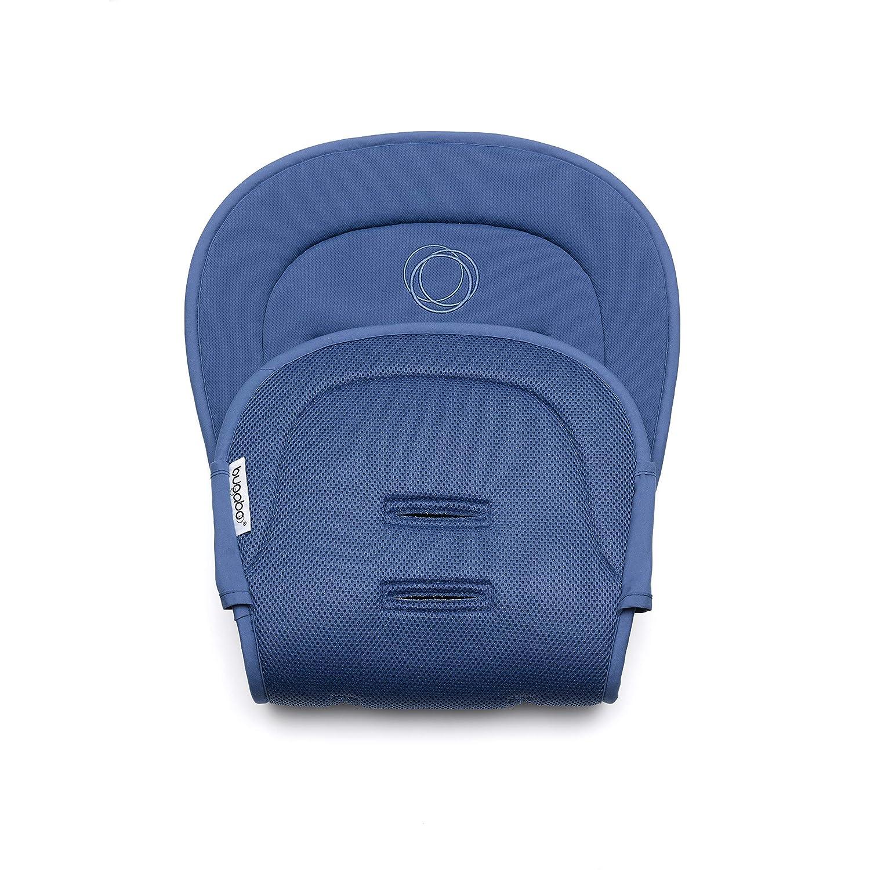 Bugaboo - Colchoneta integral ventilada bee 5 para silla de paseo gris ã¡rtico: Amazon.es: Bebé