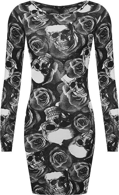 Acheter robe tete de mort online 20