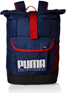 043be31162 Puma Castor Grey Laptop Backpack (7500303)  Amazon.in  Bags