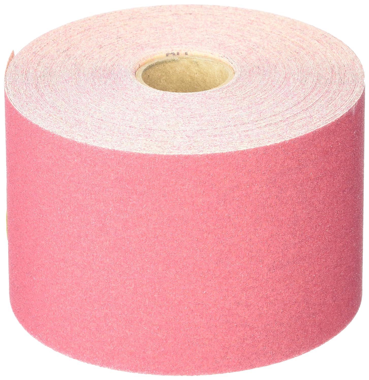 3M 01686 Stikit Red 2-3/4 x 25 Yard P150 Grit Abrasive Sheet Roll