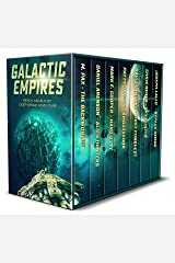 Galactic Empires: Seven Novels of Deep Space Adventure Kindle Edition