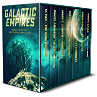 Galactic Empires: Seven Novels of Deep Space Adventure (English Edition)