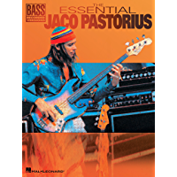 The Essential Jaco Pastorius Songbook (Bass Recorded Versions) book cover