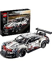 LEGO Technic Porsche 911 RSR 42096 Building Kit , New 2019 (1580 Piece)