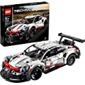 LEGO Technic Porsche 911 RSR 42096 Race Car Building Set (1580-Pieces)