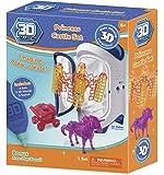 3D Magic – Princess Castle Set – Kit de Création 3D Château de Princesse