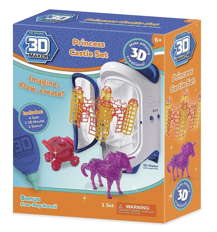 3D Magic 3D Magic Multicolor 81000: Amazon.es: Juguetes y juegos