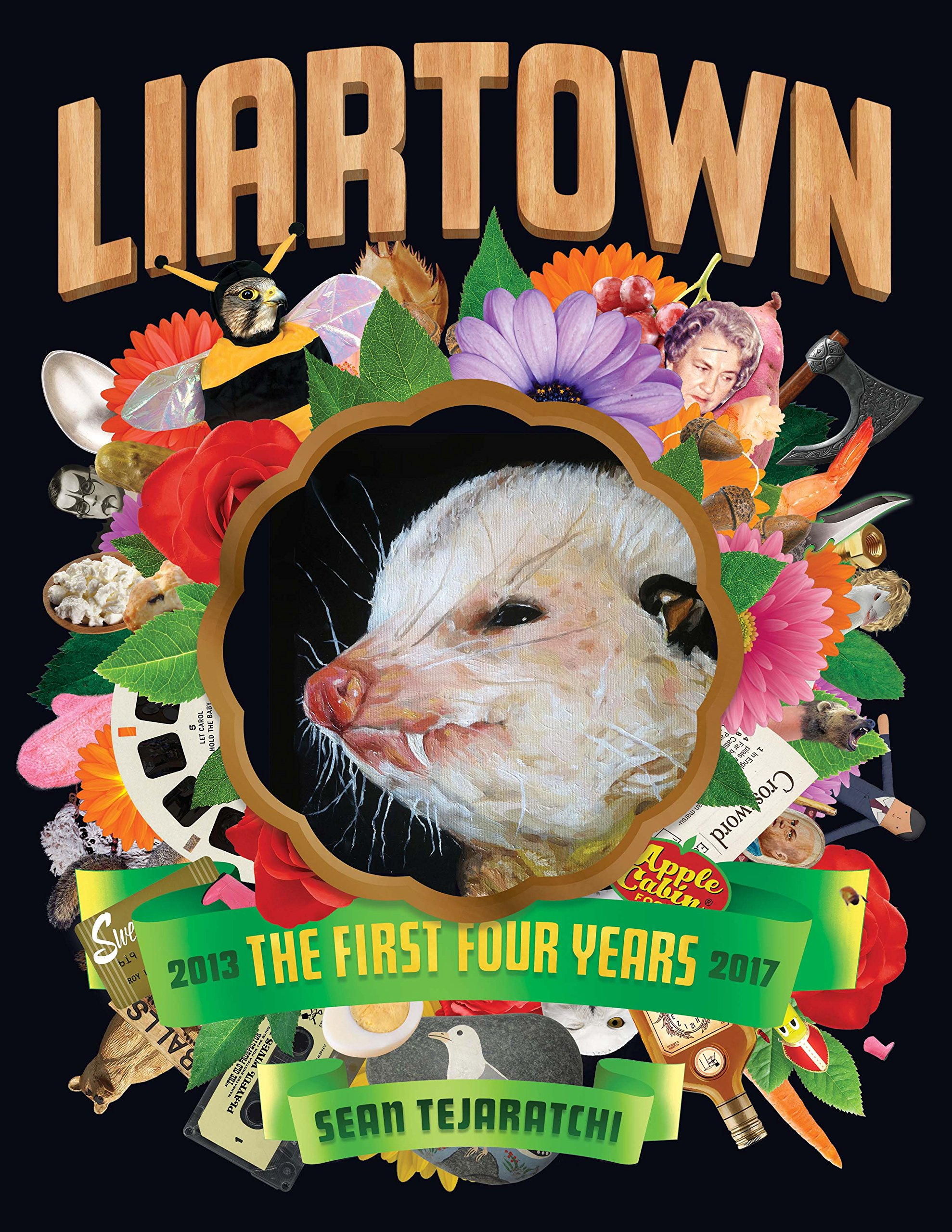 Download LiarTown: The First Four Years 2013-2017 PDF