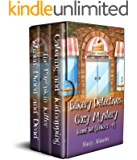 Bakery Detectives Cozy Mystery Boxed Set: Books 7 - 9