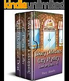 Bakery Detectives Cozy Mystery Boxed Set: Books 7 - 9