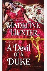 A Devil of a Duke (Decadent Dukes Society Book 2) Kindle Edition
