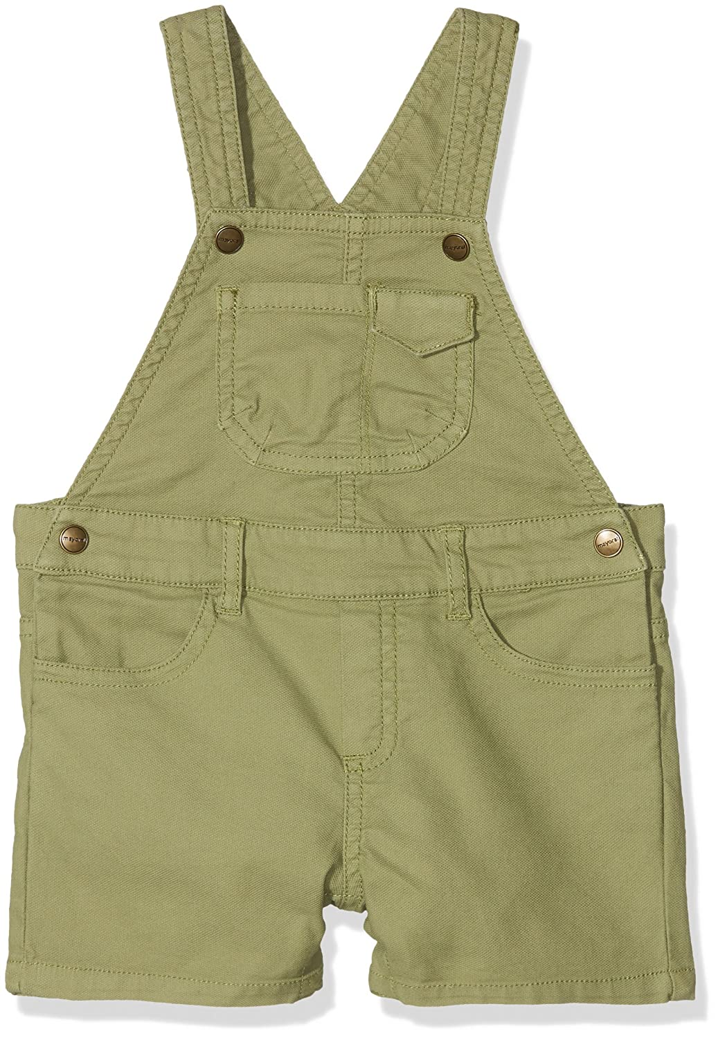 Mayoral Girl's Dungarees Multicoloured (Prickly Pear) 170 1662