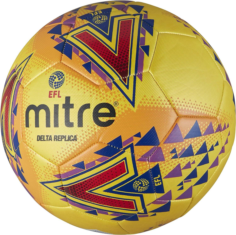 Mitre EFL Delta Replica – Camiseta de Entrenamiento de fútbol ...