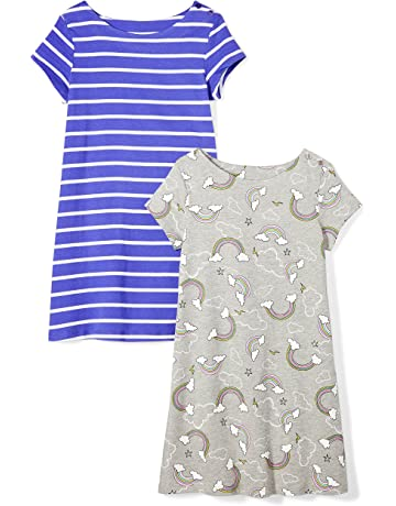 00af2846aecba Girl's Casual Dresses | Amazon.com