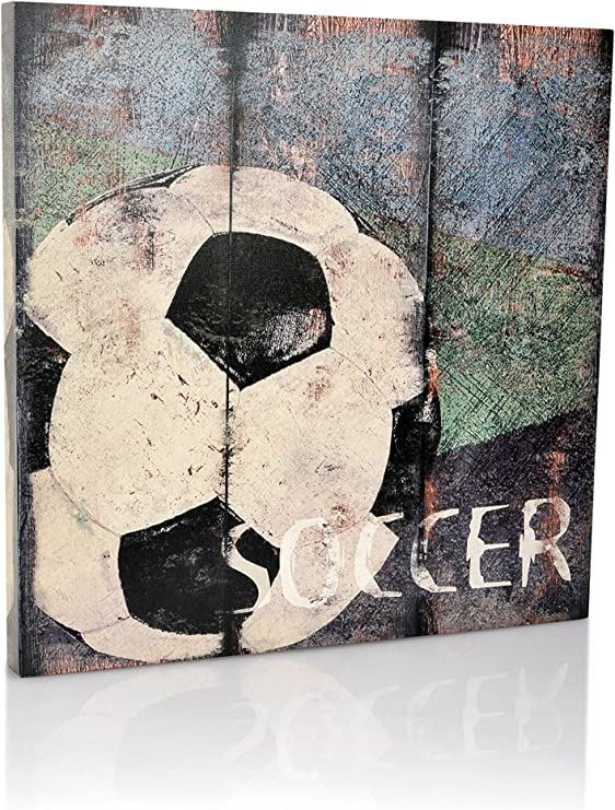 Soccer Sports Dictionary Book Page Artwork Print Picture Poster Home Office Bedroom Nursery Kitchen Wall Decor unframed