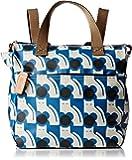 Orla Kiely Poppy Cat Print Small Backpack