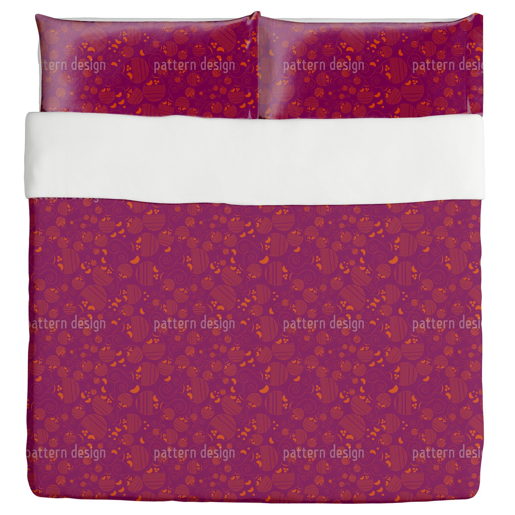 Paisley Kids Duvet Bed Set 3 Piece Set Duvet Cover - 2 Pillow Shams - Luxury Microfiber, Soft, Breathable