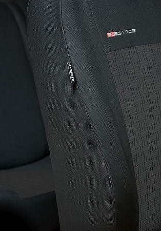 Velour Duster Fundas de Asiento a Escala Auto planificar Ajuste schonbez/üge de Asiento Punto Acolchado/® Auto de Joyas