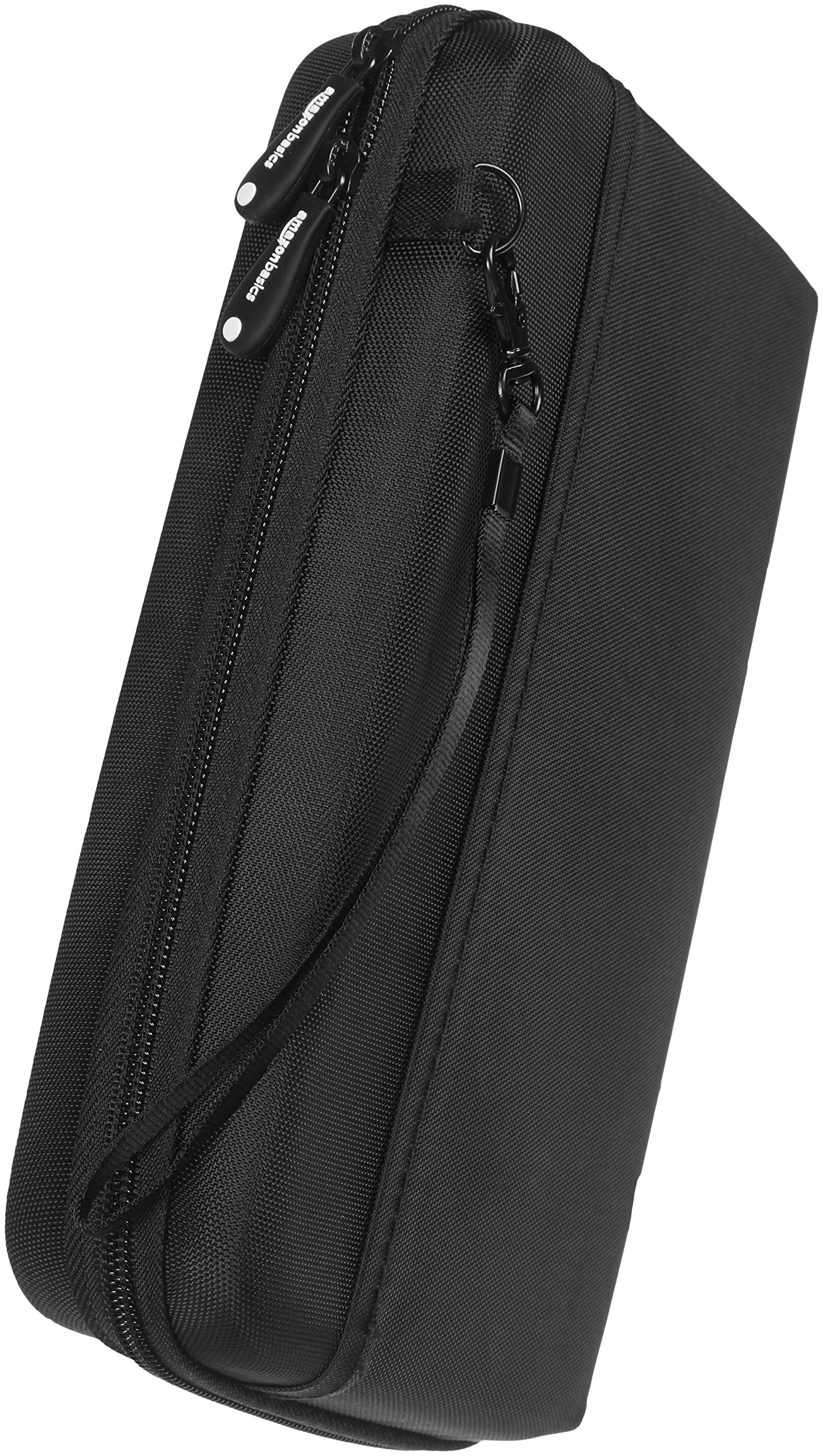 AmazonBasics Universal Travel Case for Small Electronics and Accessories, Black by AmazonBasics (Image #3)