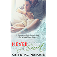 Never a Secret: A Corrigan & Co. and Society Girls Short Story (English Edition)