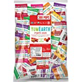 YumEarth 棒棒糖,什锦口味,5磅(2258g),袋装