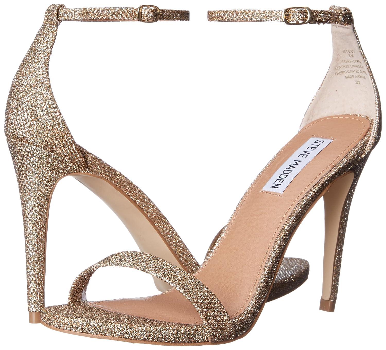 Steve Madden Stecy Two Part Bronze Sandals | Shoes | Steve