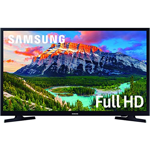 Samsung UE40N5300AK Smart TV Serie N5300 de 40 con Resolución Full HD Mega Contast PurColor Micro Dimming Pro Apps en Exclusiva Ethernet Negro
