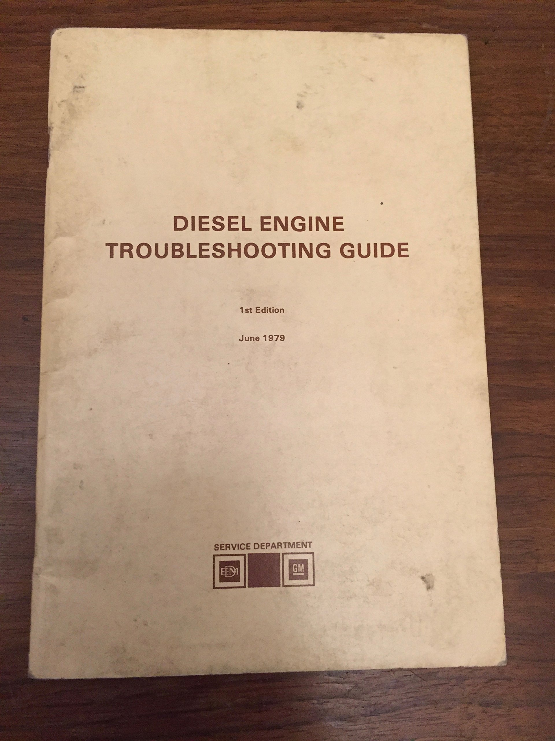 diesel engine troubleshooting books