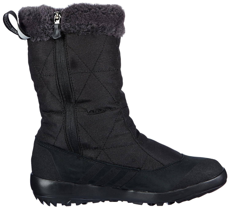 adidas Performance YUNGA PADDED PL CP G97336, Damen Trekking- & Wanderschuhe,  Schwarz (BLACK 1/BLACK 1/BLACK 1), EU 38 2/3 (UK 5.5): Amazon.de: Schuhe &  ...