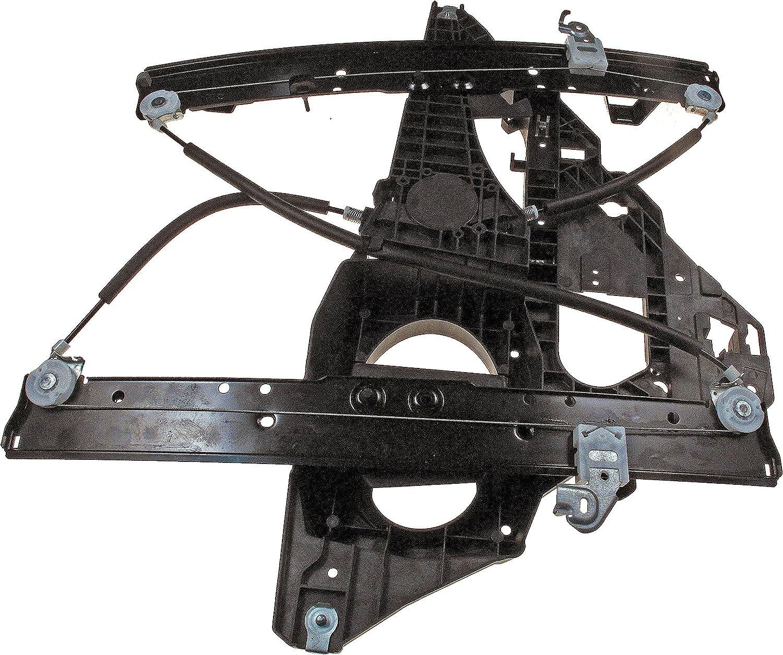Dorman 749-543 Front Passenger Side Power Window Regulator for Select Ford//Lincoln Models