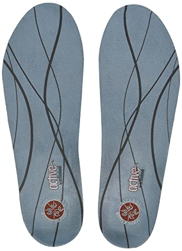 Plantar Fasciitis Pain Relieving Orthotic Insoles by Vasyli LLC