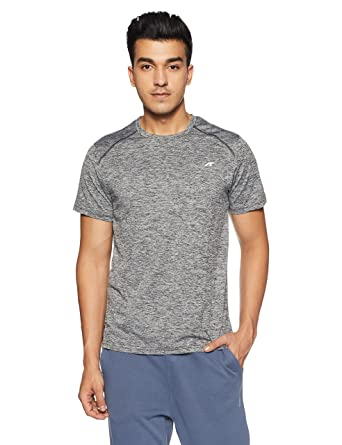 6cdd3d09 ALCiS Men's Solid Slim Fit T-Shirt: Amazon.in: Clothing & Accessories